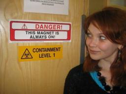 Danger, indeed!
