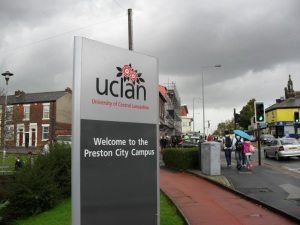 Common Ground was screened at UCLan on 7 April 2014.
