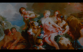 Boucher's Rape of Europa