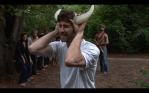 Alex as the bull